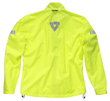Jacket Rev'it Cyclone H2O Neon Yellow