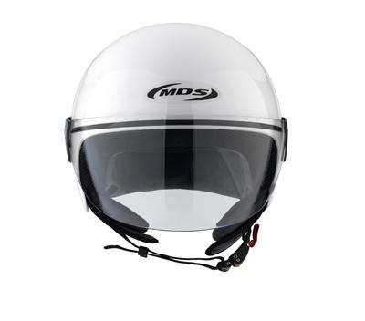 Casco moto Mds by Agv Free II Mono bianco