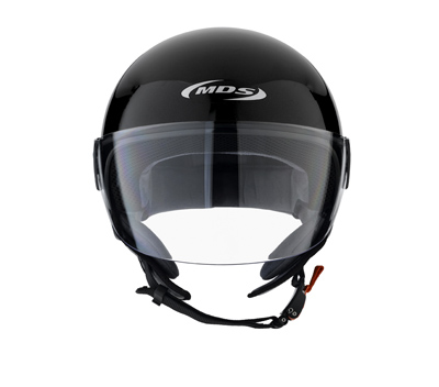 MDS by Agv Free II Multi Mono open face helmet col. black