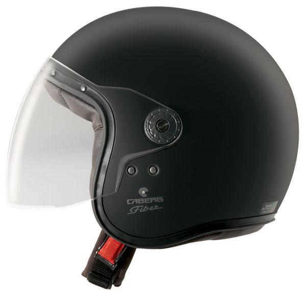 Caberg Freeride jet helmet Matt Black