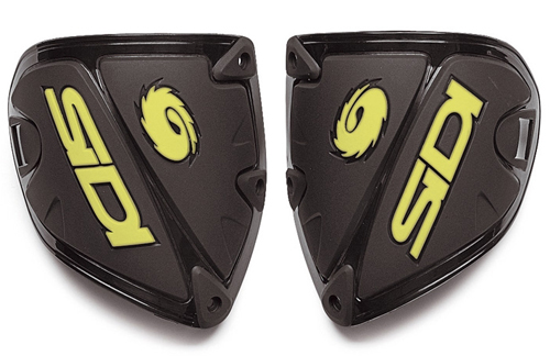 Sidi Spare Part-Crossfire shin plate black yellow 62