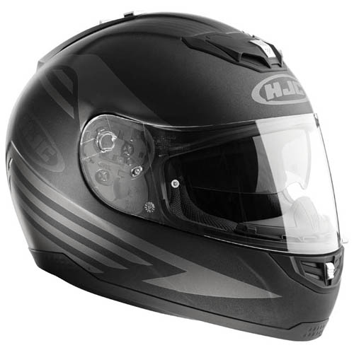 HJC Type O II MC5F full face helmet