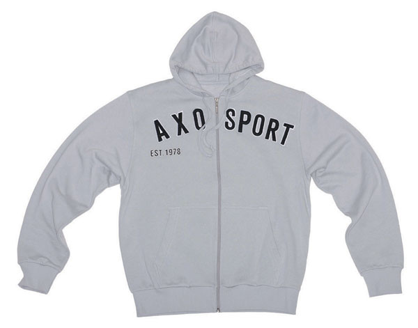 AXO East 78 Grey Sweatshirt
