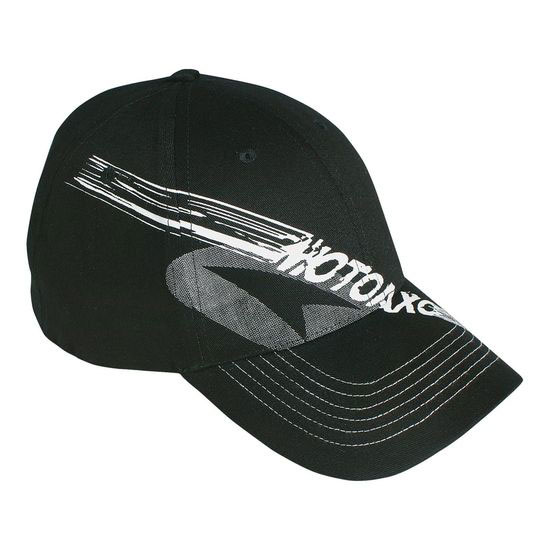 Axo AXO Motorcycle Cap Hat Black