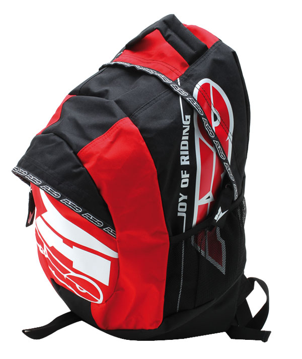 AXO Commuter Backpack Red