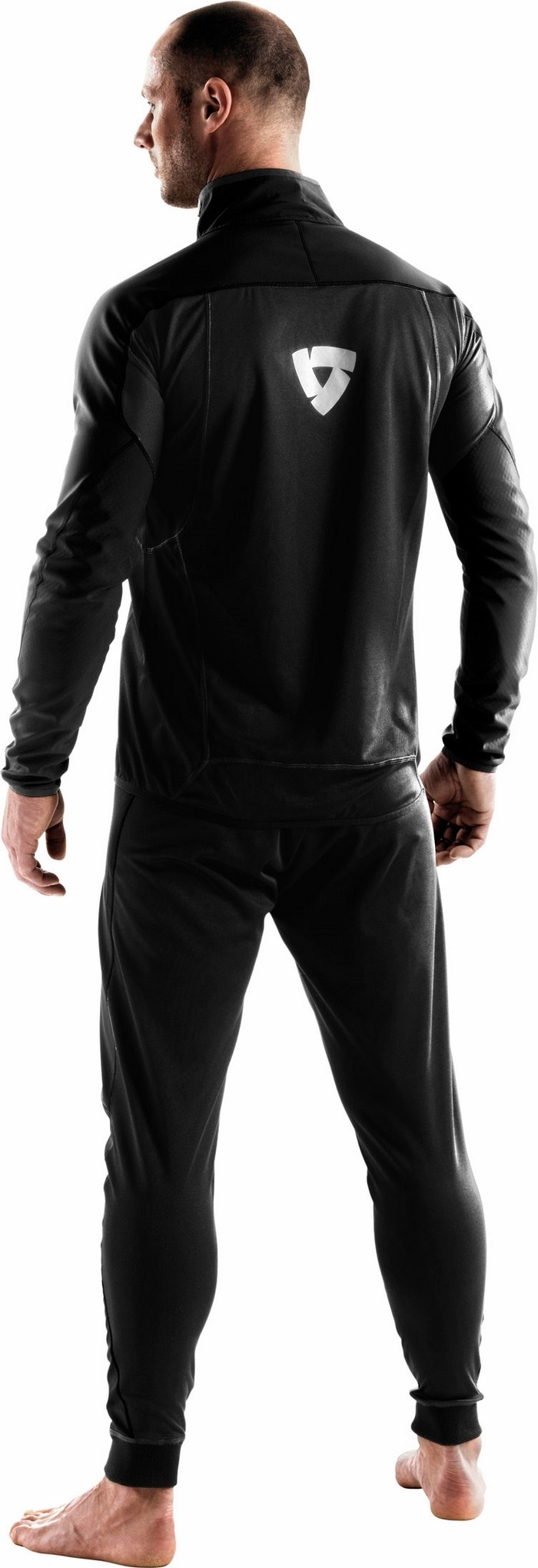 Rev'it Frontier 2 WB thermal shirt black