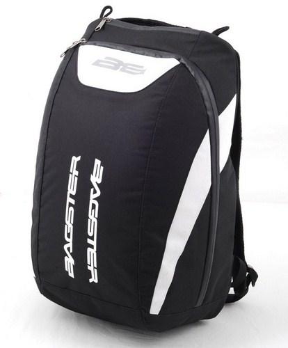 Bagster Funky Backpack black-white