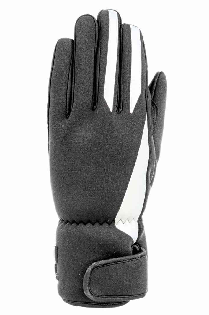 OJ winter gloves Piuma black