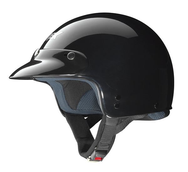 Casco demi jet Grex G2.1 One nero