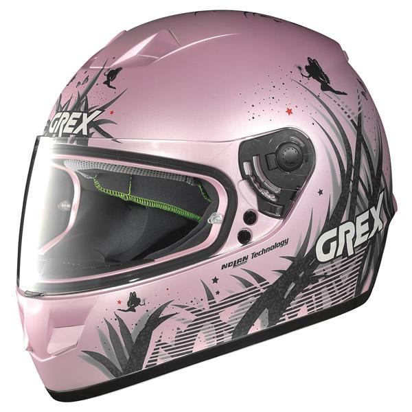 Helmet full-face Grex G6.1 Missy flat pink