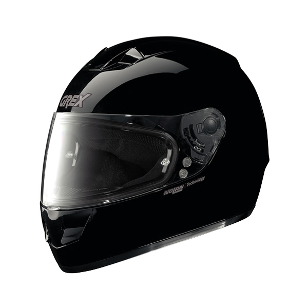 Casco moto Grex G6.1 One nero