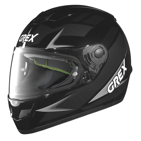 Grex G6.1 Wry full face helmet Black