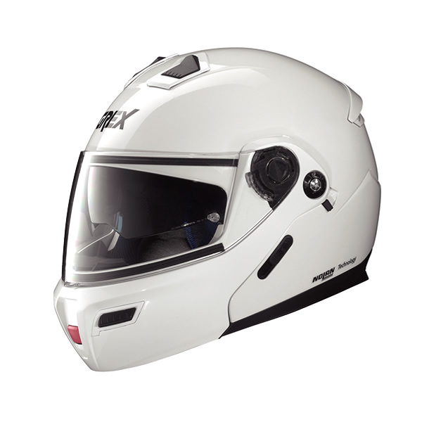 Casco moto Grex G9.1 Kinetic metal white omol P-J