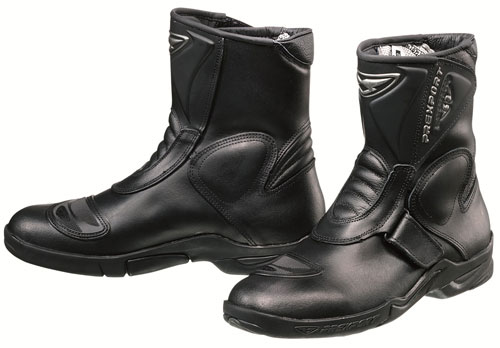 Prexport Gas touring boots Black