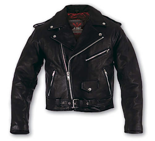 A-PRO Custom Classic Leather Jacket