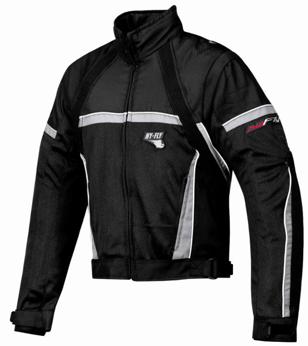 Hy Fly Game Air jacket Black