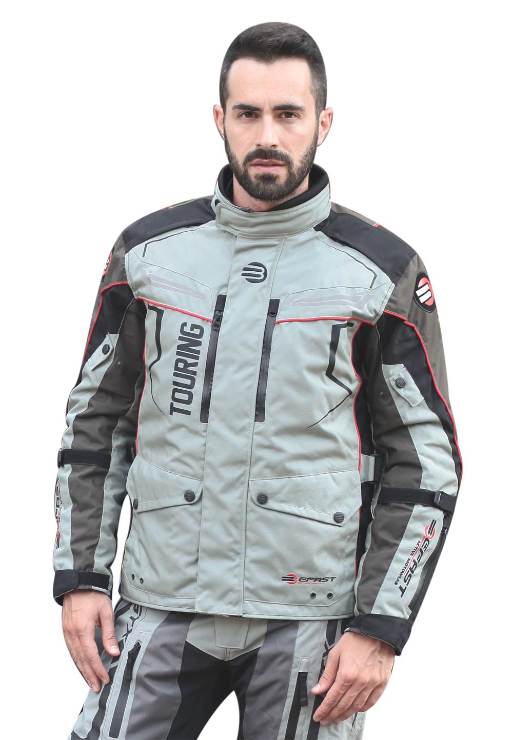 Giacca moto Befast GTX-2 Touring 4 stagioni