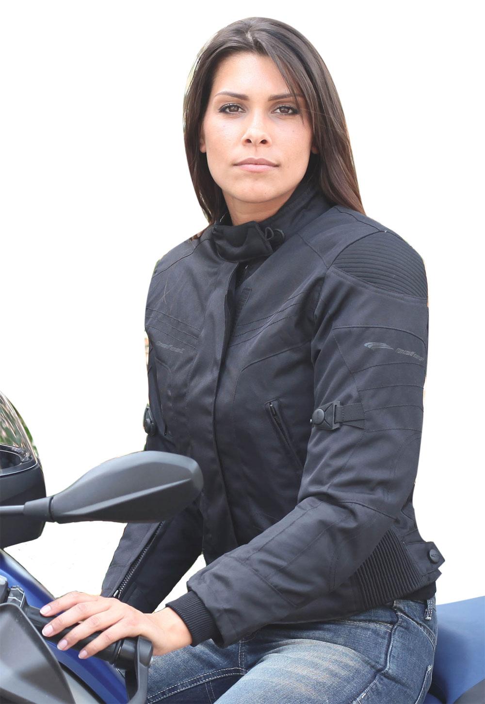 Giacca moto donna Befast Jennifer Lady