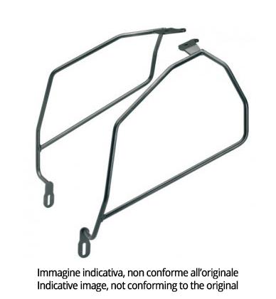GIVI T2013 Telaietti specifici per borse soffici laterali