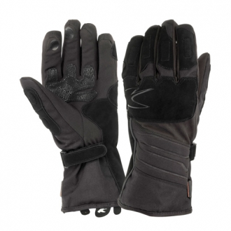 Winter Gloves Long Black Kappa