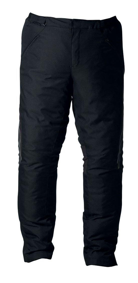 Motorcycle trousers Bering Goliath King Size Black
