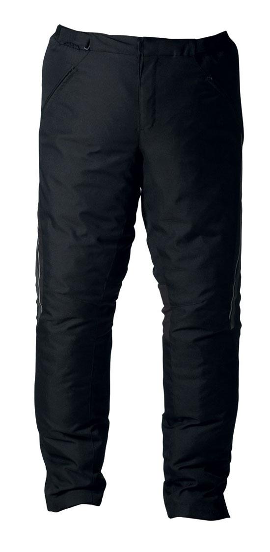 Pantaloni moto Bering Goliath King Size Nero