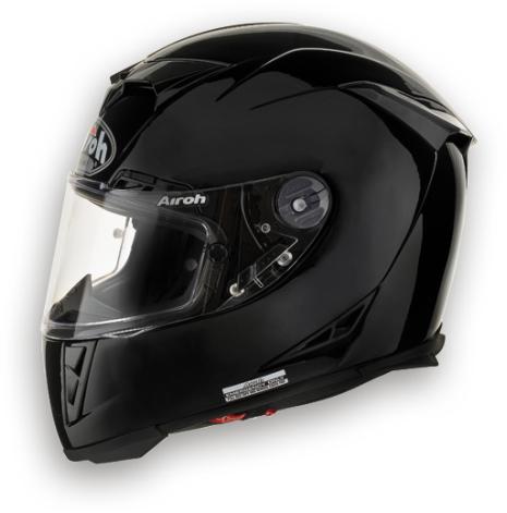 Airoh GP 500 Color nero gloss full-face helmet