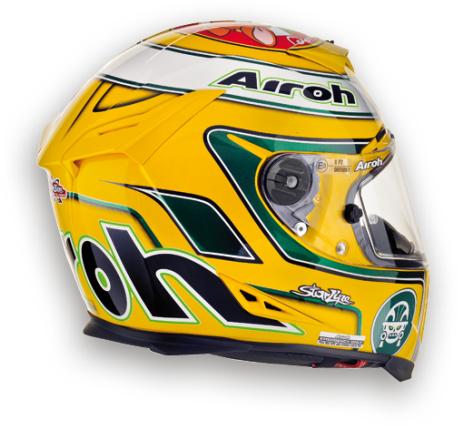 Airoh GP 500 Replica Corsi full-face helmet