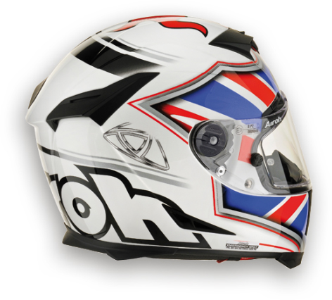 Airoh GP 500 Replica Land full-face helmet