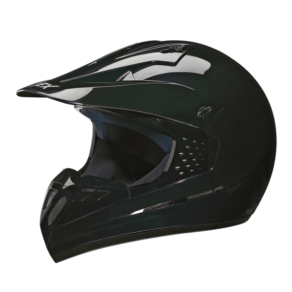 Grex C1 One cross helmet Black