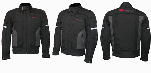 Befast Runway II motorcycle jacket