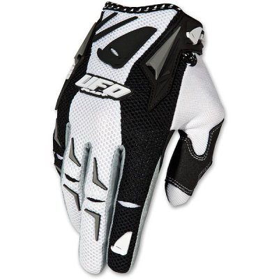 Gloves cross Airbase UFO White Gloves