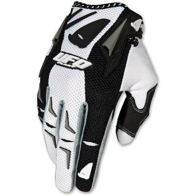 Guanti cross UFO Airbase Gloves Bianco