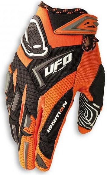 Ufo Plast ignition kid gloves orange