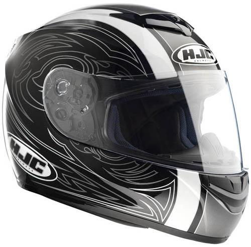 HJC CLST II Guardian MC5 full face helmet