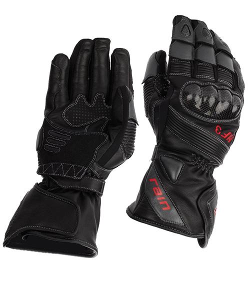 Hy Fly HF3 Rain winter gloves Black