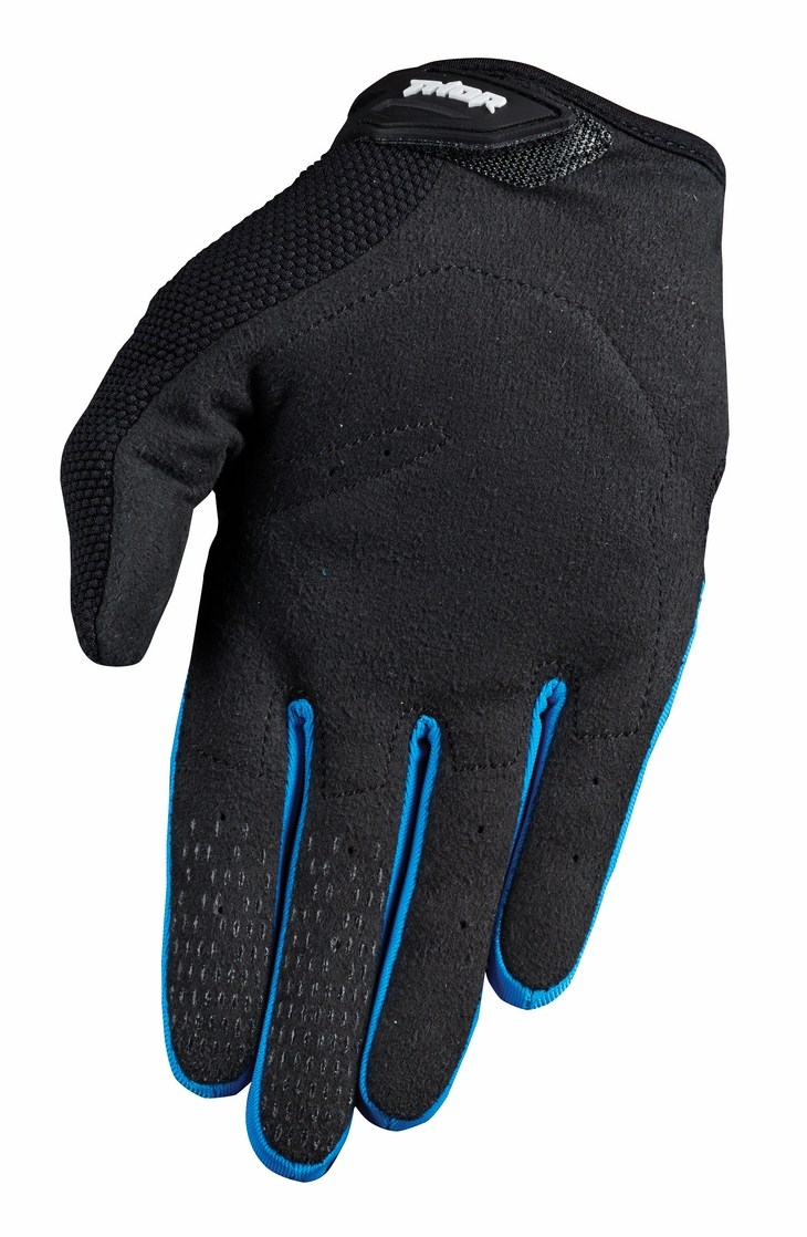 Thor Spectrum S15 gloves blue