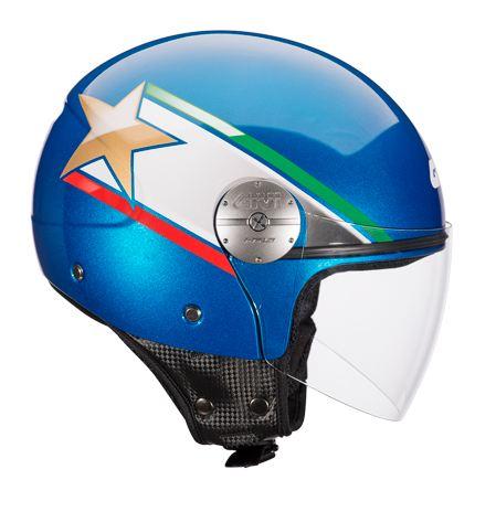 Givi 10.7 Mini-J Star jet helmet Italy