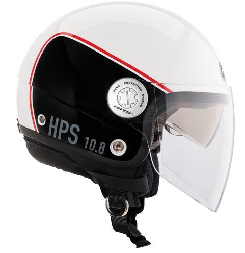 Jet Helmet Givi 10.8 Urban-J White