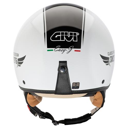 Easy-Jet Helmet Givi 10.9 J White Black