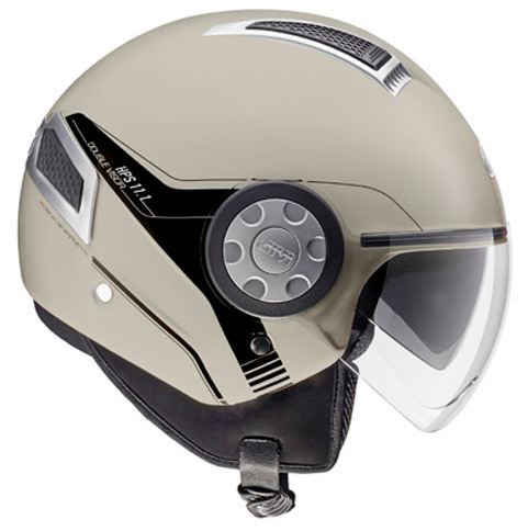 Casco jet Givi 11.1 Air Jet Mocha