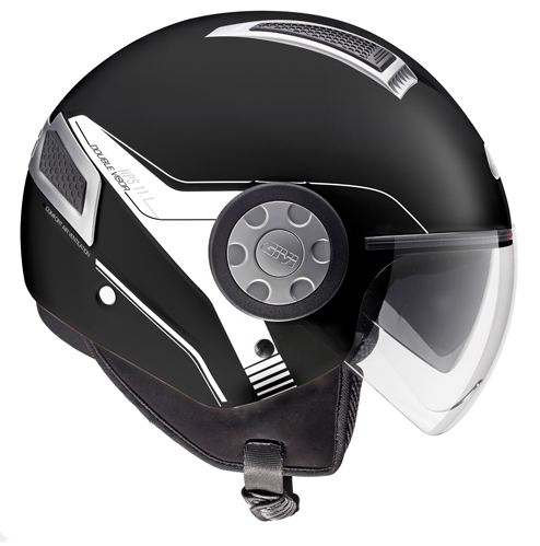 Givi 11.1 Jet Air Jet Helmet Matte Black
