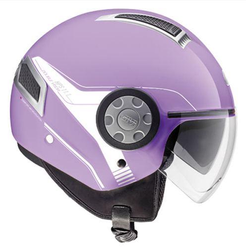 Jet Helmet Givi 11.1 Air Jet Purple