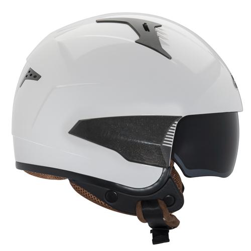 Jet Helmet Givi 11.2 White Space