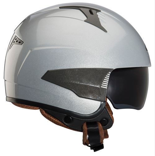 Jet Helmet Givi 11.2 Space Silver