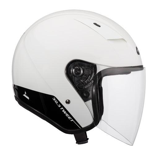 Givi 30.3 Tweet jet helmet White