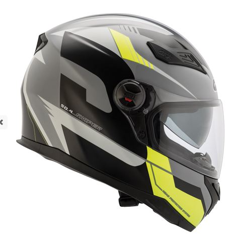 Givi 50.4 Sniper full face helmet Sport Yellow