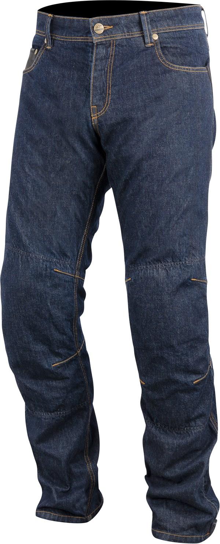 Pantaloni Denim Alpinestars Hellcat Tech indigo blu