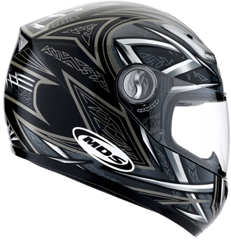 Casco Mds by Agv Sprinter Multi Heritage nero