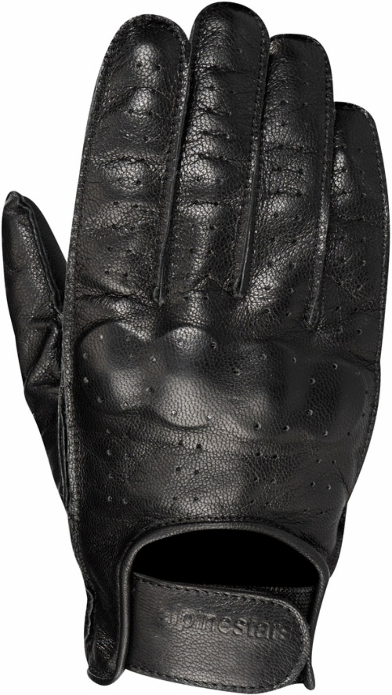 Alpinestars Hero leather gloves black 3502011